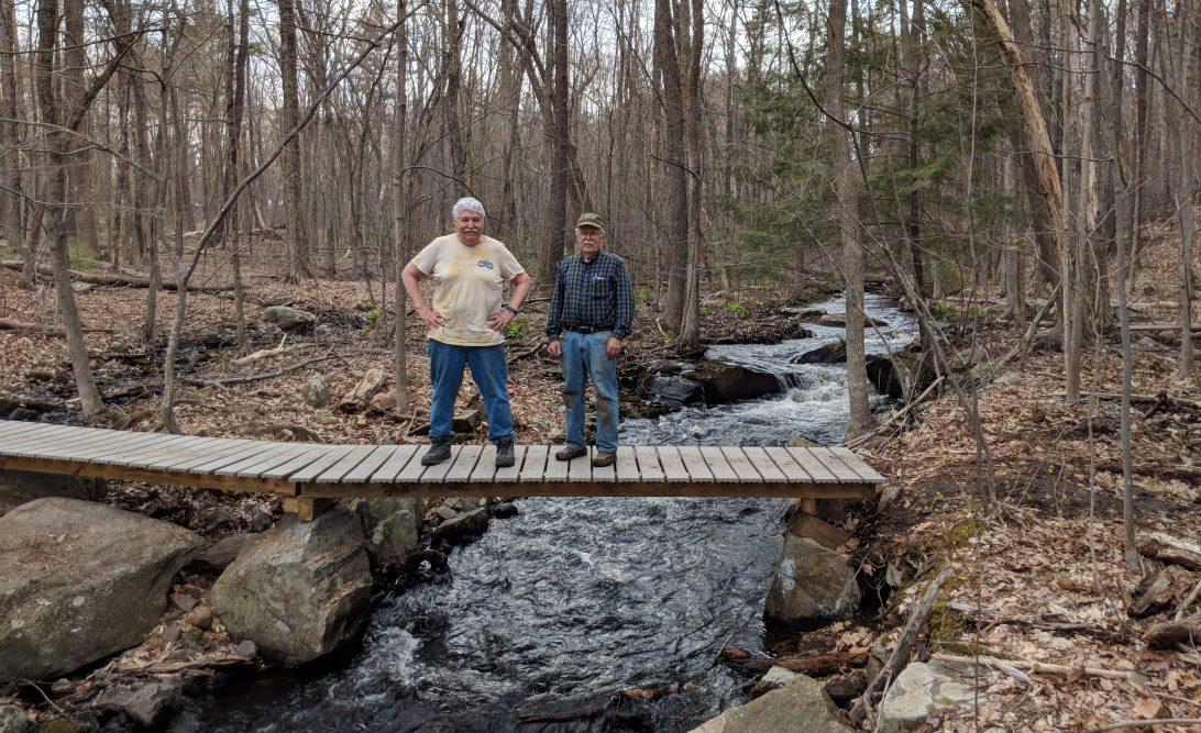 Rattlesnake Bridge work